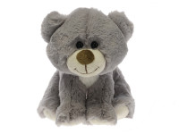 Medvídek plyšový 19 cm sedící