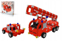 Stavebnice Seva Rescue 1 hasiči plast