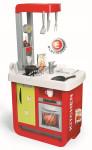SMOBY Kuchyňka Bon Appetit elektronická, červeno-zelená