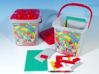 Stavebnice Cheva 22 Volné kostky plast