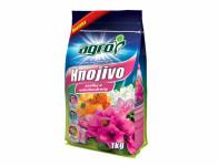 Hnojivo AGRO organo-minerální na azalky a rododendrony 1kg