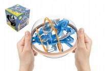 Hlavolam edukační koule 80 kroků plast 18cm CZ design