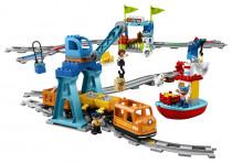 LEGO DUPLO Town 10875 Nákladní vlak