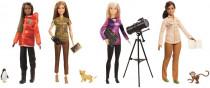 Barbie povolání National Geographic panenka - mix variant či barev