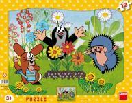 Krteček zahradník 12D
