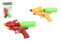 Vodní pistole plast 23cm - mix barev