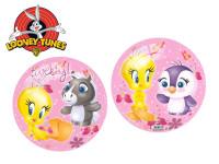 Looney Tunes míč 23 cm Tweety