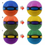 Phlat Ball junior mění barvu