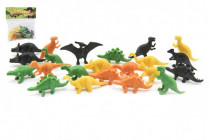 Dinosauři plast 5cm v sáčku 20x22cm