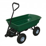 vozík zahradní sklápěcí 70l, korba 94x46x19cm