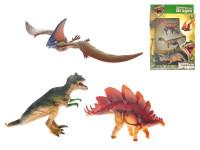 Dinosaurus 3 ks 15-22 cm - mix variant či barev