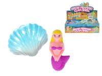Mořská panna rostoucí z mušle - mix variant či barev