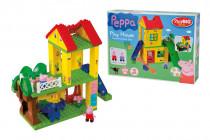 PlayBig BLOXX Peppa Pig Domeček na hraní