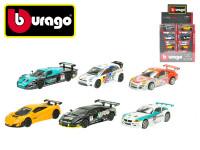 Bburago 1:43 RACE - mix variant či barev
