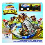 Hot Wheels Monster trucks žraločí útok