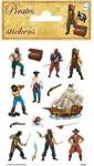 Samolepky Piráti
