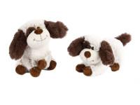 Pes plyšový 17 cm - mix variant či barev
