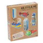 Set Re-cycle me pro kluky – karton od mléka