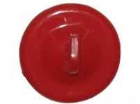 háček samolepící STANDARD kulatý malý plastový (50ks) - mix barev
