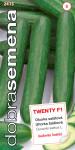 Dobrá semena Okurka salátová do skleníku - Twenty F1 kr 10s