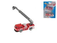 Auto hasičské 7 cm kov