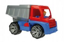 Auto Truxx s figurkou sklápěč plast 27cm 24m+
