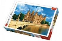 Puzzle Zámek Schwerin 1000 dílků