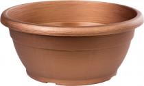 Žardina Similcotto broušená - bronzová 30 cm
