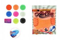Magická hmota modelína plastelína 50g kuličková plast mix barev v sáčku - mix variant či barev