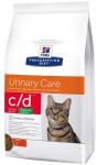 Hill's Feline C/D Dry Urinary Str. Reduc.Cal. 4 kg