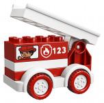LEGO Duplo My First 10917 Hasičské autíčko - VÝPRODEJ