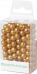 Dekorační perly - 8 mm (144 ks) zlaté