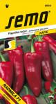 Semo Paprika zeleninová sladká F1 - Radmila F1 na pole i k rychlení pravá kápie 15s