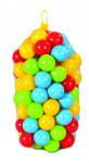 Plastové míčky 9 cm - 100 ks - VÝPRODEJ