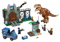 Lego Jurassic World 10758 Útěk T. rexe