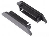 zakončení lišty 1,7x10,5x2,5cm BlackHook závěs. systém G21