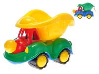 Auto sklápěčka klaun 35 cm - mix barev