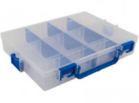 organizer IDEAL BOX XL 285x212x47mm TRA/MO sv.